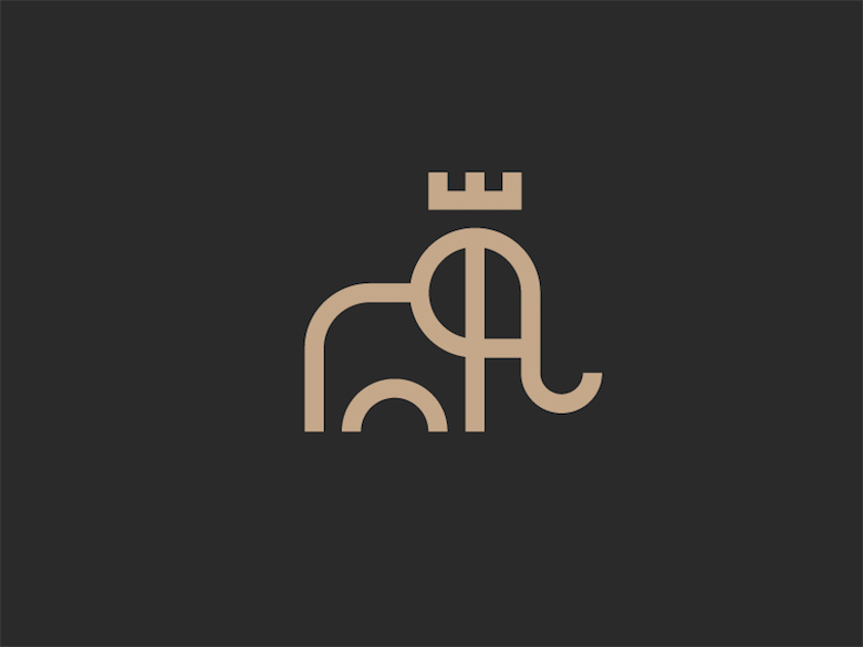 Black King Bed Frame 41 Creative Minimal Logos For Design Inspiration