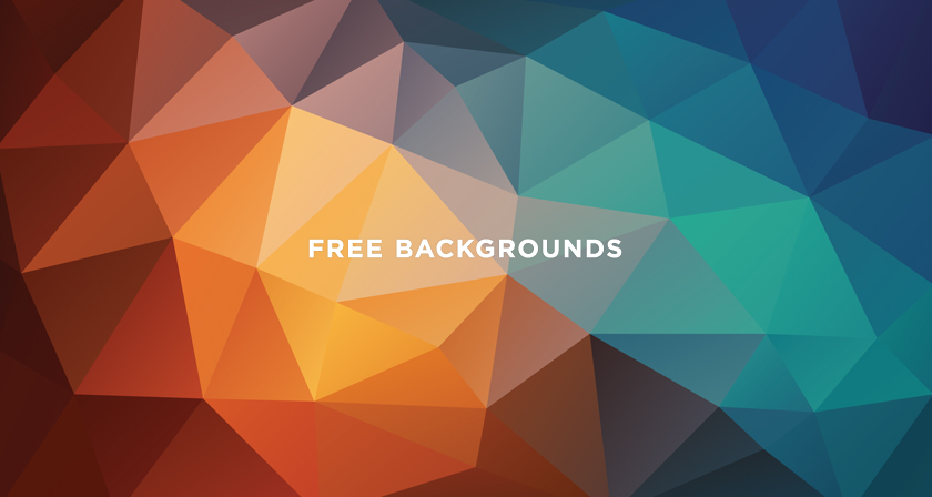 21 Free Geometric And Blurred Background Packs For Your Design Projects
