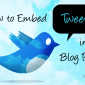 embed-tweets-in-blog-post