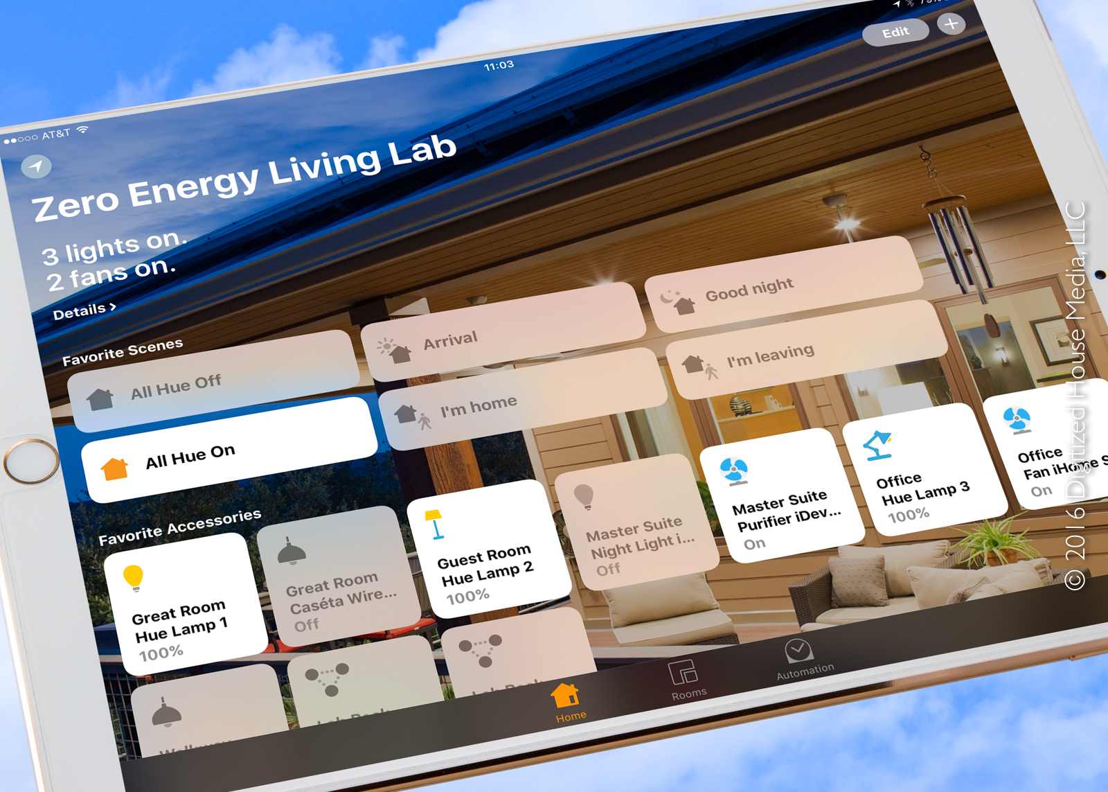 Homekit App Apple Ios 10 Elevates Homekit Via Home App And Hubs