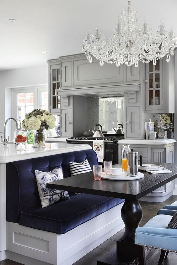 Different Kitchen Islands 30 Kitchen Islands With Seating And Dining Areas - Digsdigs