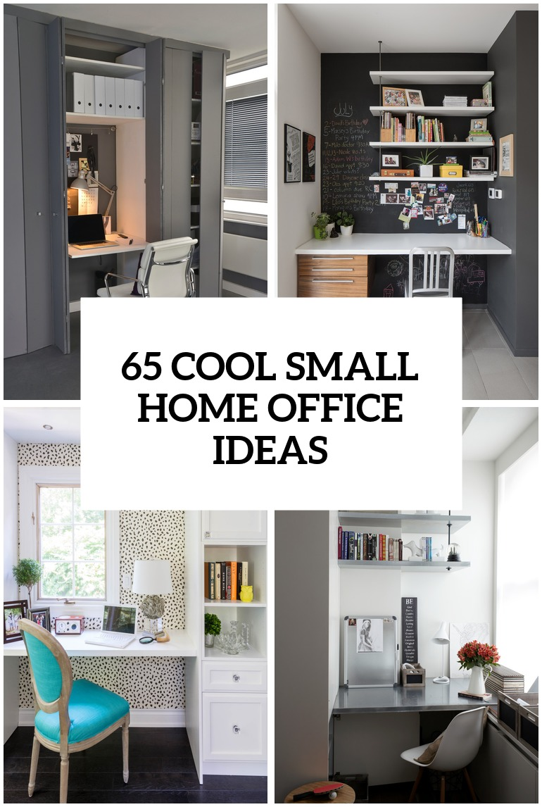 Office Home 57 Cool Small Home Office Ideas Digsdigs