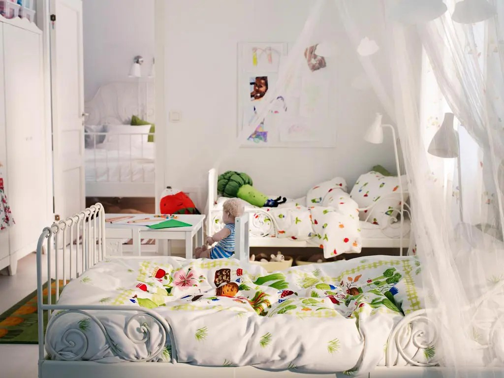 Shared Bedroom Ideas Teenagers 33 Wonderful Shared Kids Room Ideas Digsdigs