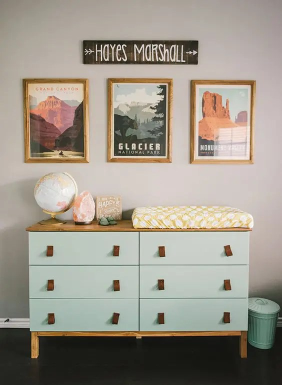 Ikea Hemnes 28 Changing Table And Station Ideas That Are Functional