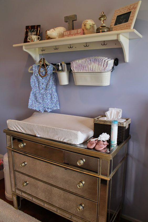 Baby Changing Table Dresser 28 Changing Table And Station Ideas That Are Functional
