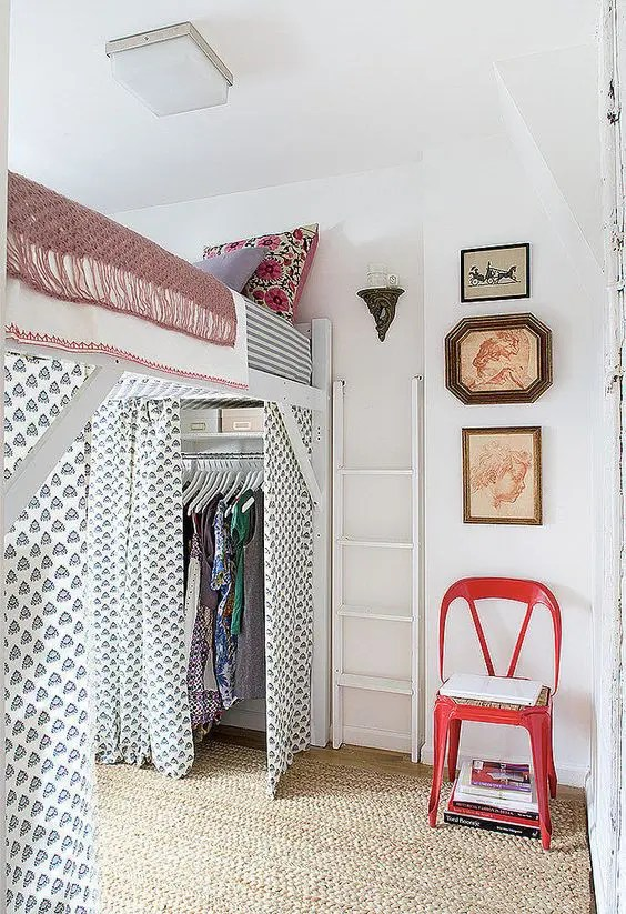 Ikea Wardrobe Closet Hacks 34 Ideas To Organize And Decorate A Teen Girl Bedroom