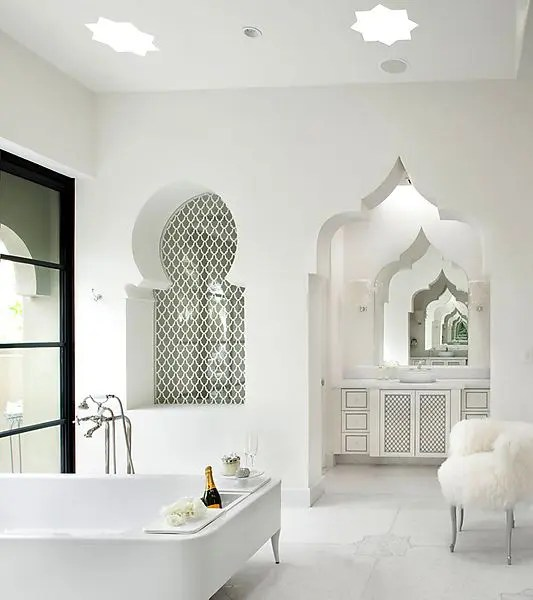 Badezimmer Beige 49 Ways To Bring Moroccan Flavor To Your Interiors - Digsdigs
