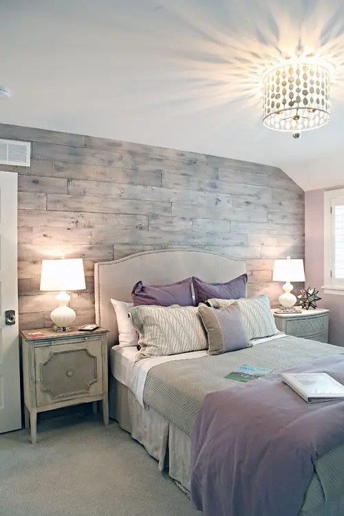 Trendy Meuble 40 Wood Accent Walls To Make Every Space Cozier - Digsdigs