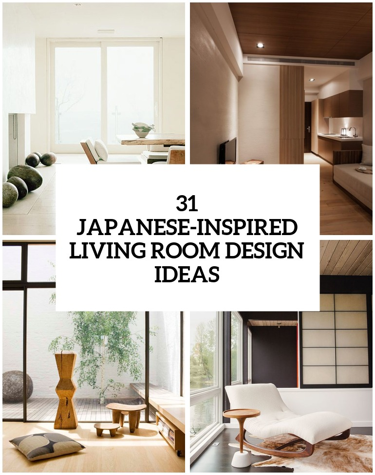 Sala Set Japanese Style 26 Serene Japanese Living Room Décor Ideas Digsdigs