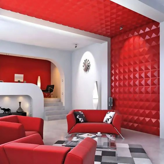 3d Wall Panels And Coverings To Blow Your Mind 31 Ideas - 3d Wall