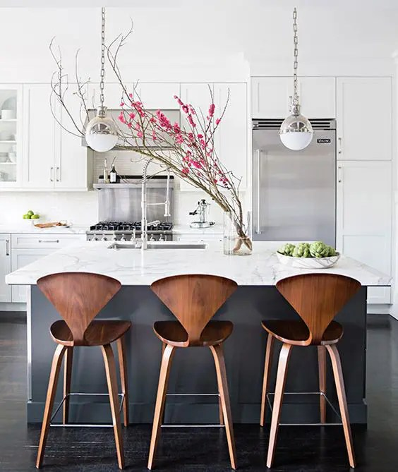 Kitchen Island Chairs Stools 33 Masculine Kitchen Furniture Ideas That Catch An Eye