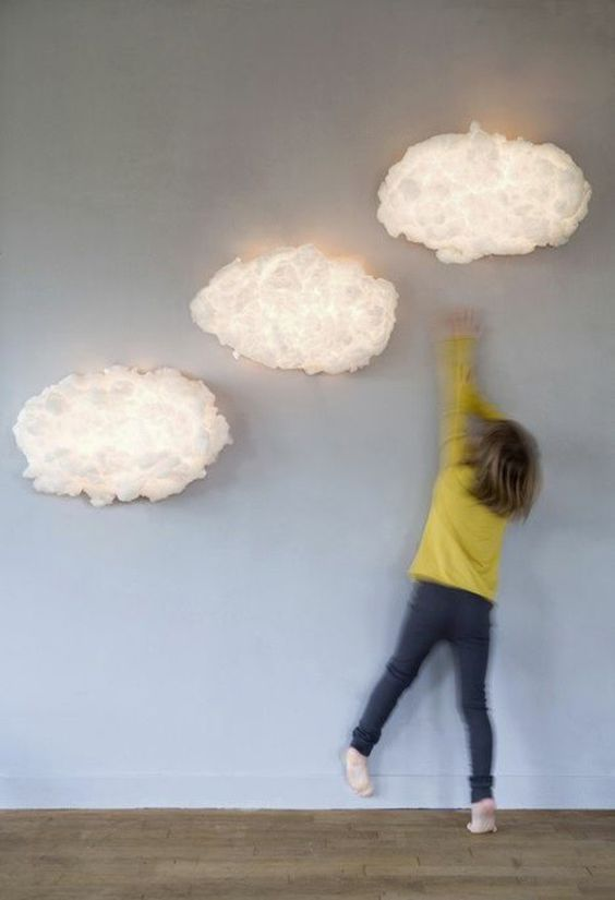 Wolk Lamp Ikea 32 Creative Lamps And Lights For Kids' Rooms And Nurseries