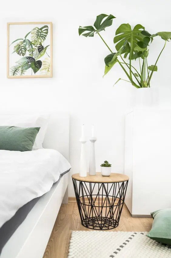 Pflanzen Vor Schlafzimmer 3 Tips And 30 Ideas To Refresh Your Bedroom - Digsdigs