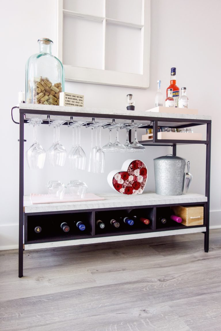 Ikea Hack Sideboard 25 Cool And Bold Ikea Home Bar Hacks - Digsdigs