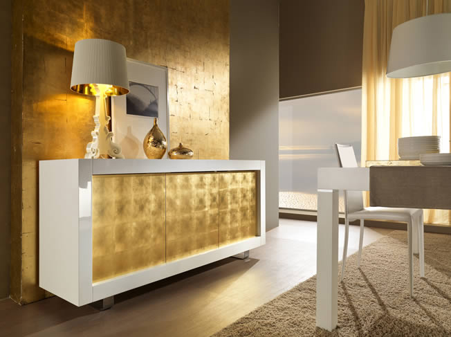 Wand Sideboard Contemporary White Sideboards With Luxury Finishes By