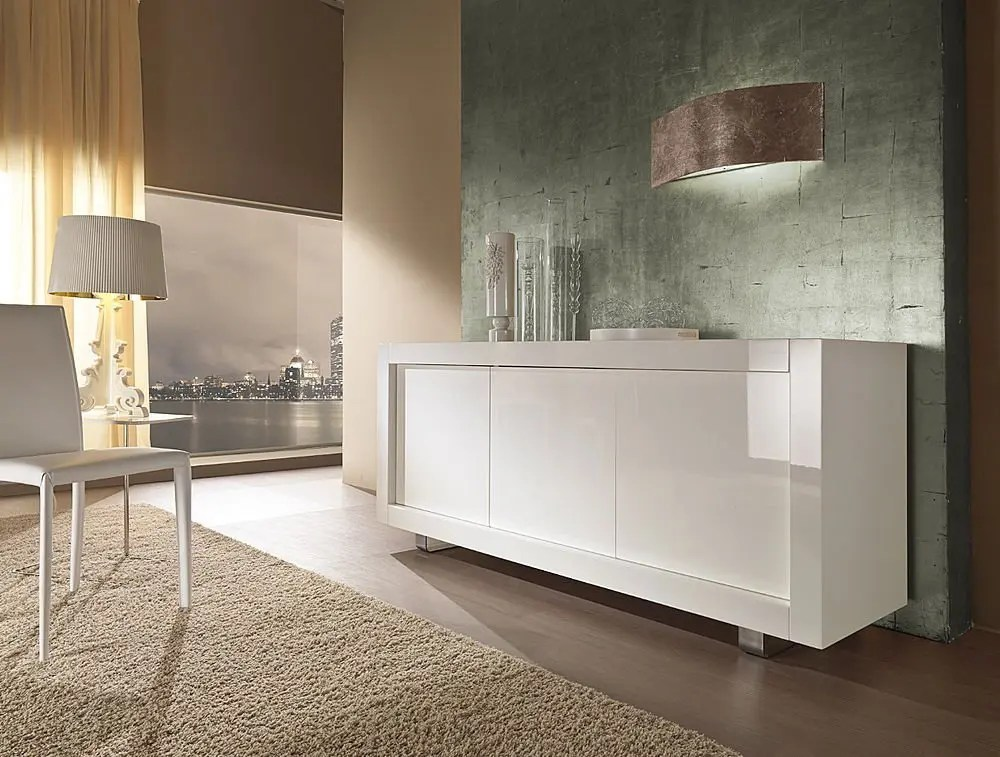 Sideboard Weiß Contemporary White Sideboards With Luxury Finishes By