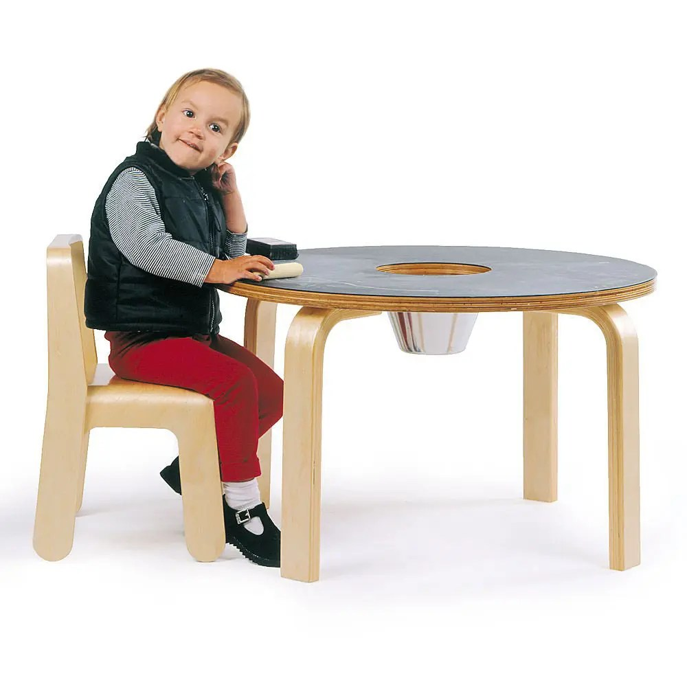 Childrens Desk Chair 20 Cool Kids Desks For Painting And Writing | Digsdigs