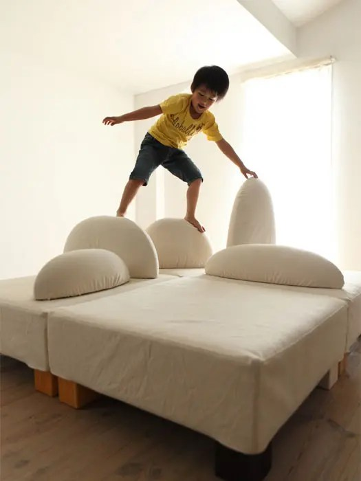Comfortable Chairs Ecological And Funny Furniture For Kids Bedroom By