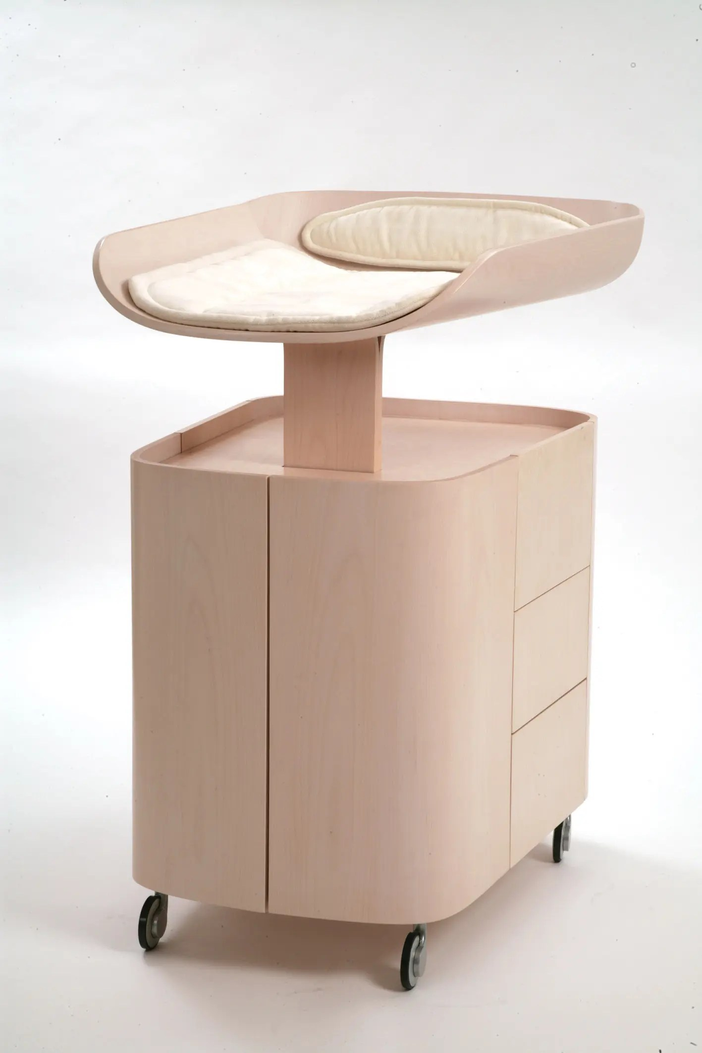 Baby Wickeltisch Ergonomic Baby Changing Tables By Bybo Digsdigs