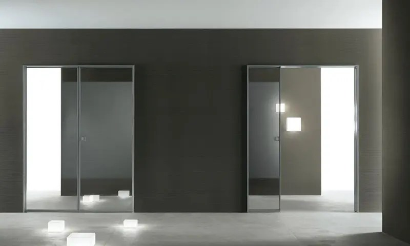 Porte Exterieur Home Hardware Modern Interior Glass Doors – Spin By Rimadesio | Digsdigs