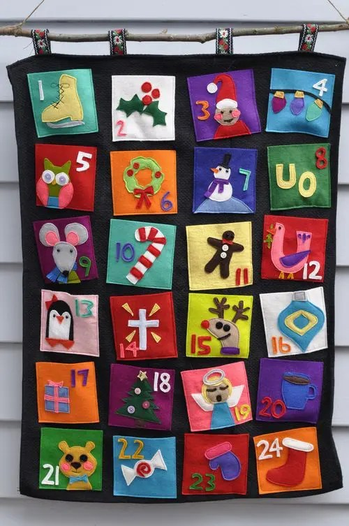 Adventskalender Ideen Kinder 40 Awesome And Creative Christmas Advent Calendars - Digsdigs