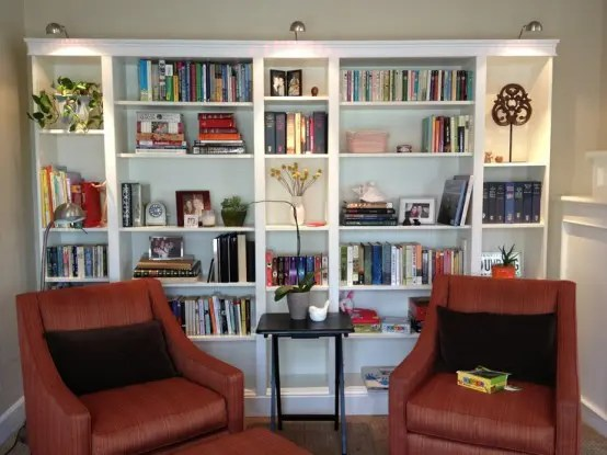 Bücherregal Dekorieren 37 Awesome Ikea Billy Bookcases Ideas For Your Home - Digsdigs