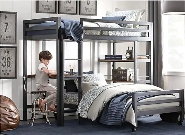 Ikea Boys Room 30 Awesome Shared Boys' Room Designs To Try - Digsdigs