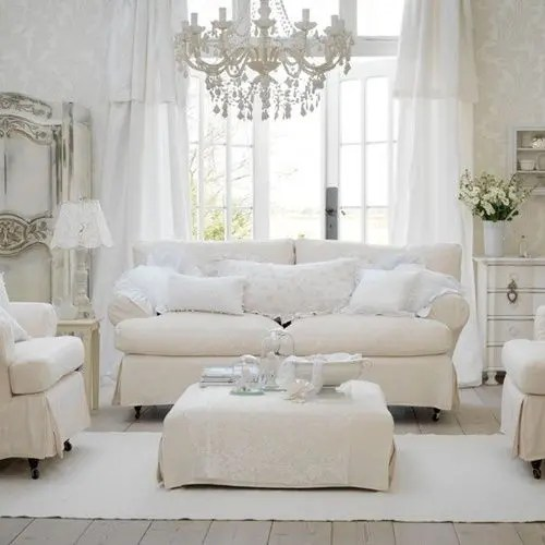Living Room Ideas White All Shades Of White: 30 Beautiful Living Room Designs