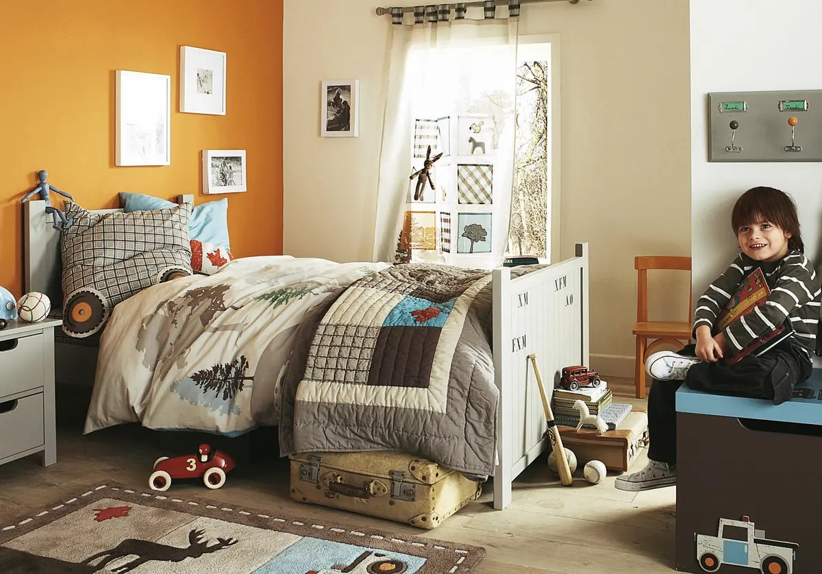 Cool Room Themes 15 Cool Childrens Room Decor Ideas From Vertbaudet Digsdigs