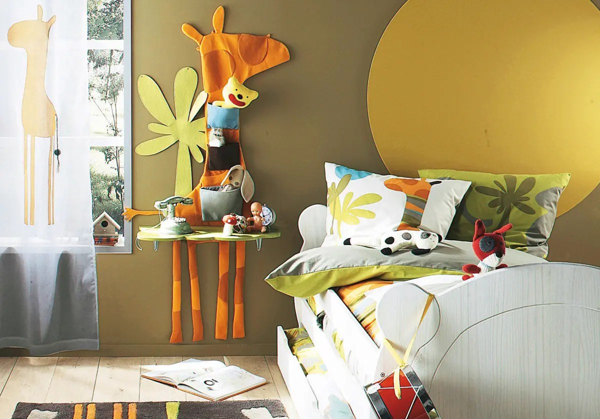 Decor Ideas Kids Advertisement