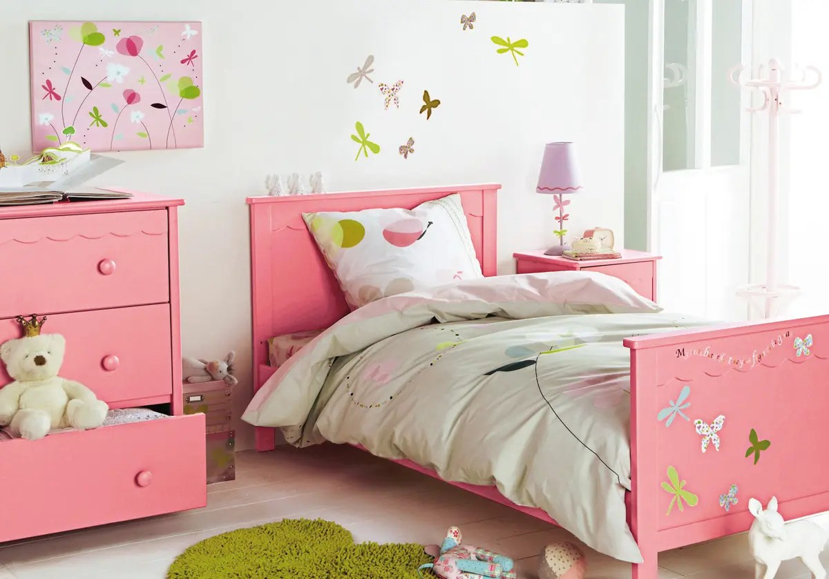 Kid Fun Bed 15 Cool Childrens Room Decor Ideas From Vertbaudet Digsdigs