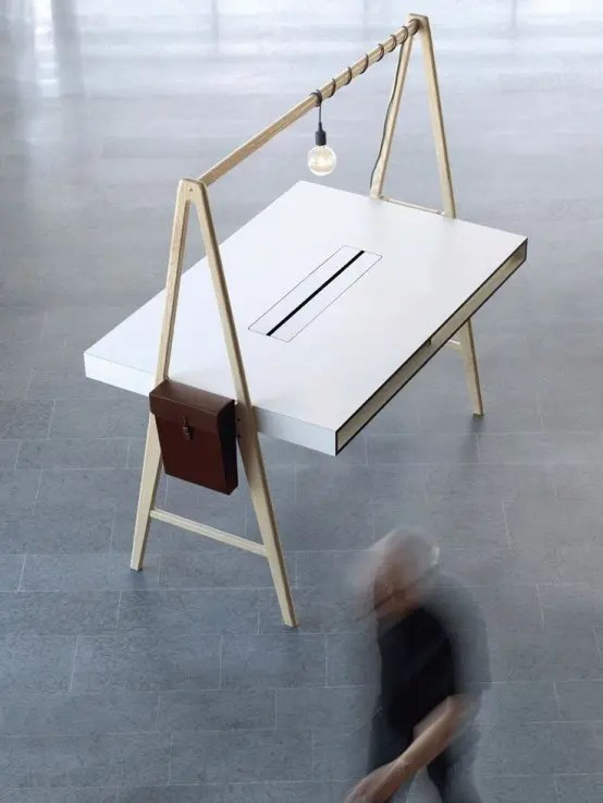 Do It Yourself Schreibtisch 43 Cool Creative Desk Designs - Digsdigs
