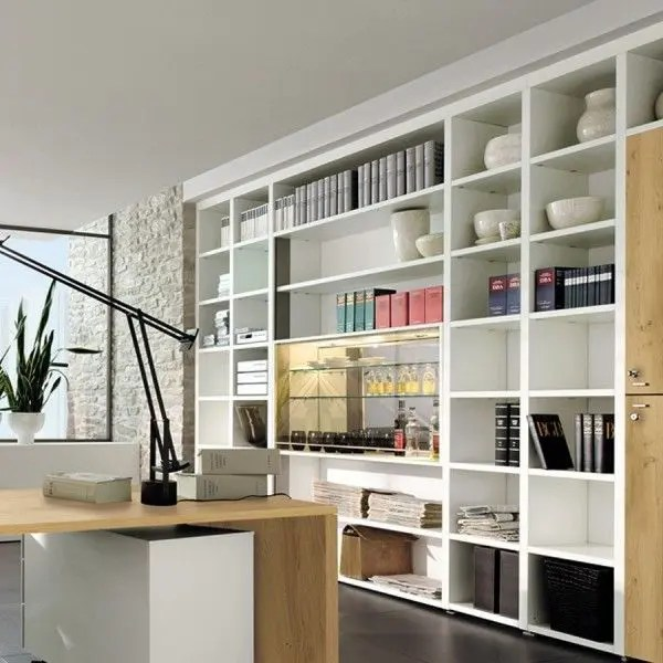 cool thoughtful home office storage ideas digsdigs cool house designs ventilated fresh plans freshnist