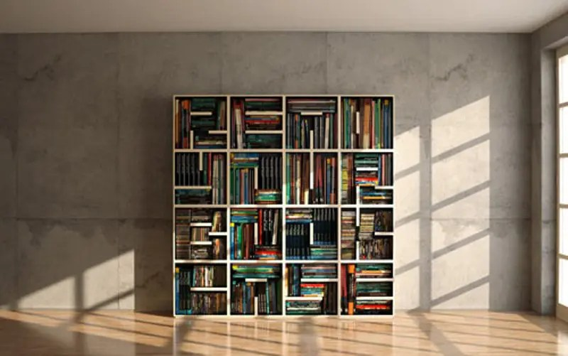 Book Shelfs Cool Minimalist Bookshelf To Read It | Digsdigs