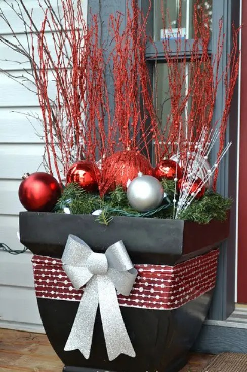 Decoration De Noel Exterieur Video 31 Cool Outside Christmas Decorations - Digsdigs