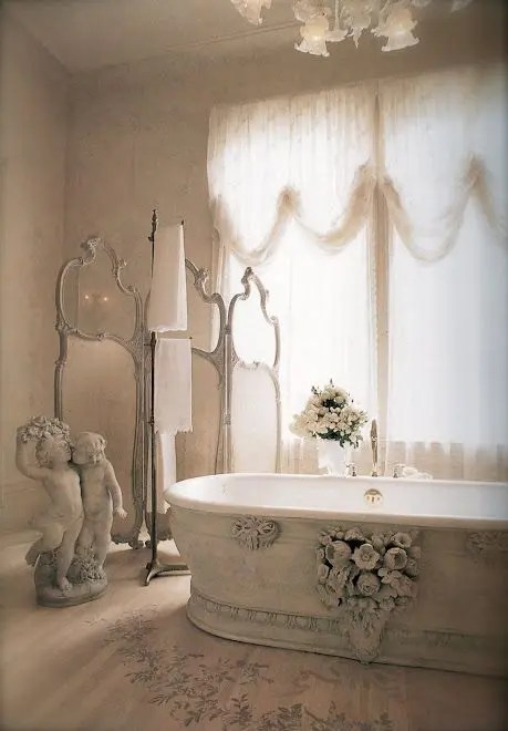 Bathroom Decor Pinterest 28 Lovely And Inspiring Shabby Chic Bathroom Décor Ideas