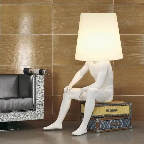 Flos Lampen 5 Cool Furniture Objects Inspired By Human Parts - Digsdigs