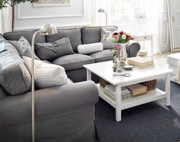 Grey Sofa Bed Couch 29 Awesome Ikea Ektorp Sofa Ideas For Your Interiors