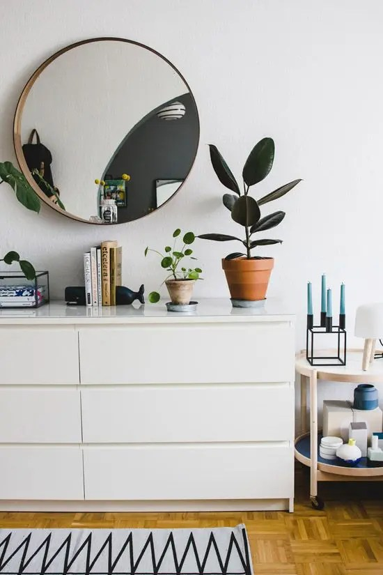 Ikea Hacks Raskog 37 Ways To Incorporate Ikea Malm Dresser Into Your Décor