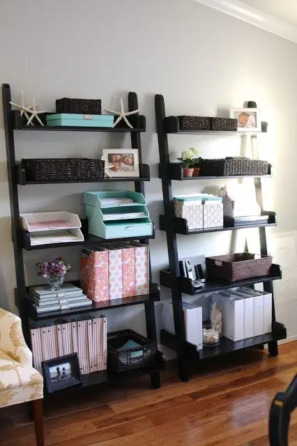 Office Storage How To Organize Your Home Office: 32 Smart Ideas - Digsdigs