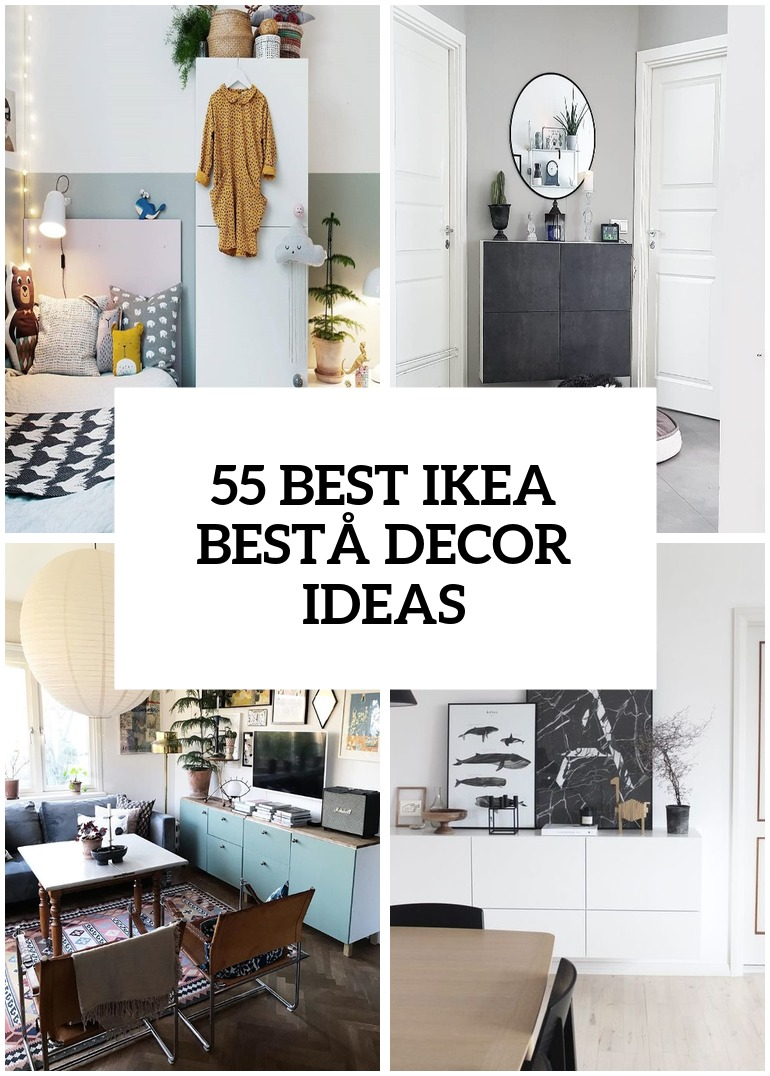 Ikea Kast Besta 55 Ways To Use Ikea Besta Units In Home Décor Digsdigs