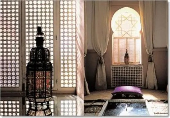 Living Room Interior Design Boho Chic Eastern Luxury: 48 Inspiring Moroccan Bathroom Design