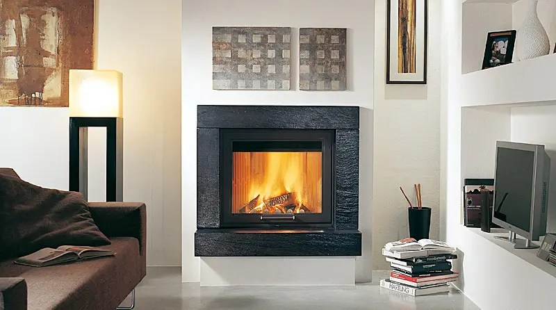 Fireplace Pellet 10 Creative Claddings For Modern Fireplaces From