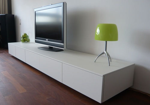 Minimalist Tv Stands And Dressers From Rknl Digsdigs - Design Tv Meubel Met Led Verlichting