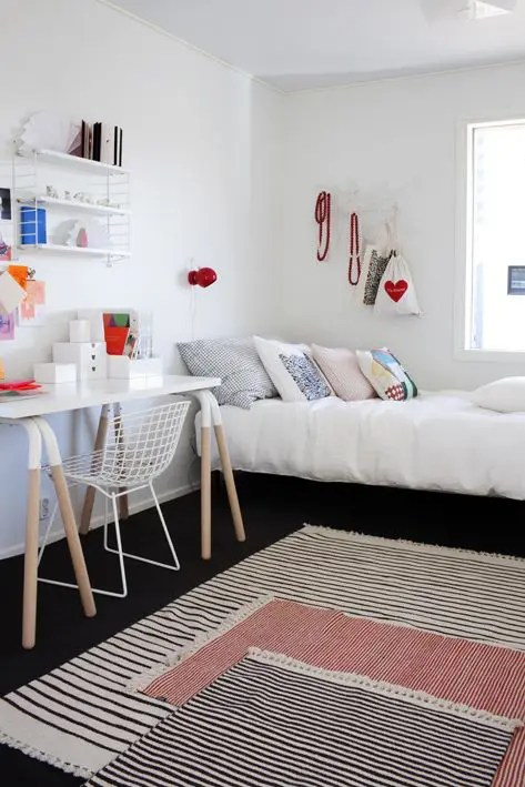 Tapis Pour Chambre Fille 30 Modern Teen Girl Bedrooms That Wow - Digsdigs
