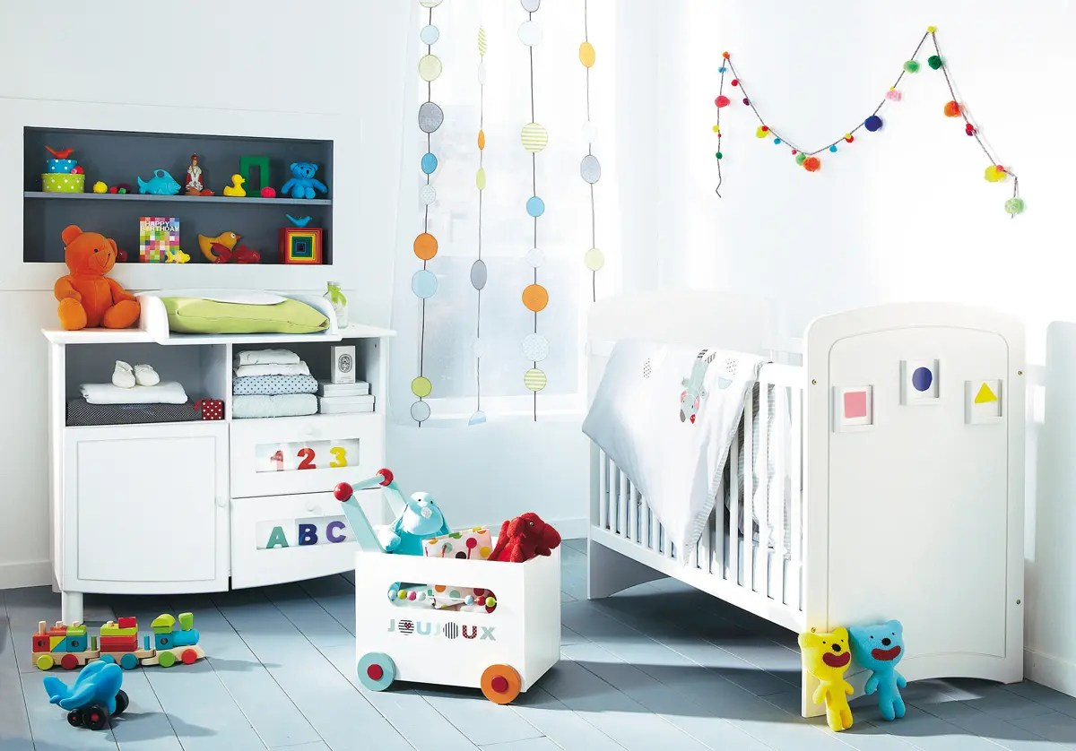 Room Decorative Items 11 Cool Baby Nursery Design Ideas From Vertbaudet Digsdigs