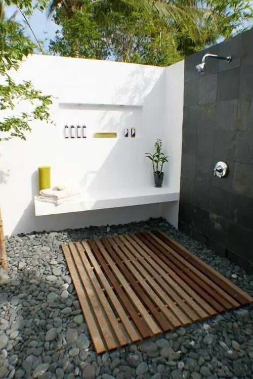 Für Garten 45 Outdoor Bathroom Designs That You Gonna Love - Digsdigs