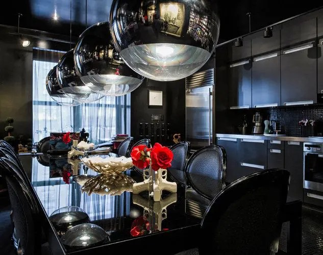 36 Refined Gothic Kitchen And Dining Room Designs Digsdigs