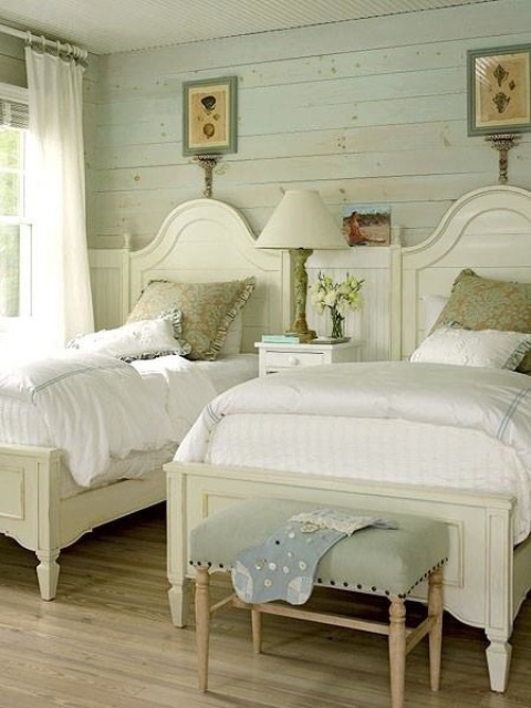 Wall Bed Ikea 34 Relaxed White Wash Wood Walls Designs - Digsdigs