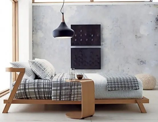 Ikea Chairs 28 Simple And Elegant Mid-century Modern Beds - Digsdigs